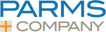 Parms + Company Logo